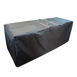 CKClub 78″ L x 30″ W x 28″ H Oversize Cushions/Covers/Christmas Tree Storage B ...