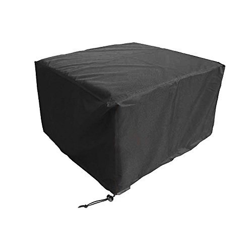 Womaco Heavy Duty Square Patio Fire Pit Table Cover
