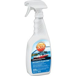 303 (30306) Marine Aerospace Protectant, UV Protectant for Boats and Patio Furniture, 32 fl. Oz