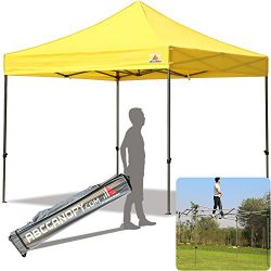 ABCCANOPY 18+colors Kingkong-series 10 X 10-feet Commercial Instant Canopy Kit Ez Pop up Tent,Bo ...