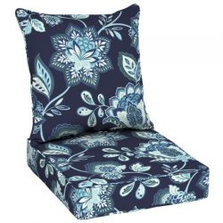 Better Homes and Garden Jacobean Floral Outdoor Deep Seating Cushion Set