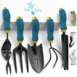 Garden Tool Kit – Gardening Supplies Set – Quality Garden Tools Set – Gardenin ...