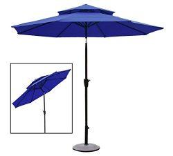 10 Ft. Pagoda style pation umbrella
