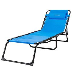 HOMEMAXS Zero Gravity Chair, Lounge Patio Chair, Heavy Duty Lawn Chair Support 300lbs, Oversized ...
