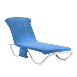 cyclamen9 Adjustable Chaise Lounge Chair Recliner Outdoor Patio Chaise Lounge Chair Folding Recl ...