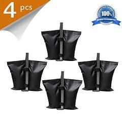 Weight Bags for Heavy Duty Premium Instant Shelters Gazebo 17-inch Sand Bag Anchor Kit Gazebo Te ...