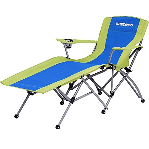 Fundango Zero Gravity Chair Heavy Duty Reclining Chaise