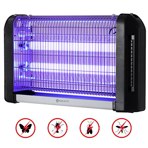 Electronic Bug Zapper Light Yunlights 20w Mosquito Killer