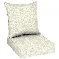 Better Homes and Garden Outdoor Patio Deep Seat Set (Ivory)