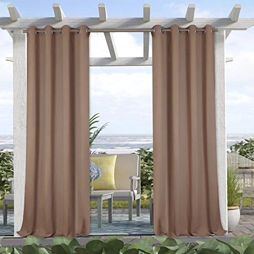 Blackout Outdoor Curtains For Patio Indoor Outdoor
