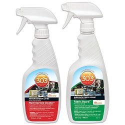 303 Patio & Multi-Purpose Cleaner & Protectant Kit-Fabric Guard, Protectant, Water & ...