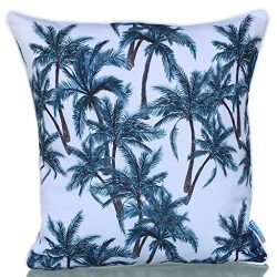 Sunburst Outdoor Living 20″ x 20″ (With Piping) HOLIDAY Decorative Throw Pillow Cush ...