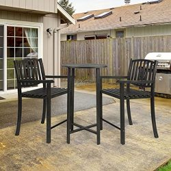Backyard Expressions 905395 3 Piece Patio Set 3