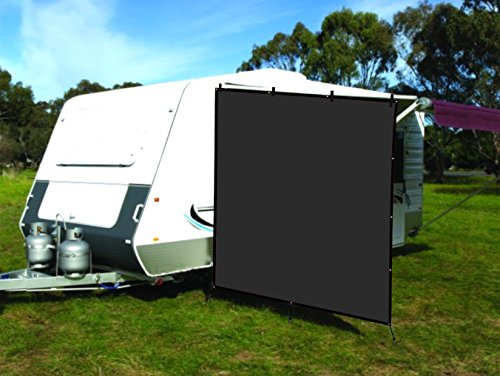 CAMWINGS RV Awning Privacy Screen Shade Panel Kit Side ...