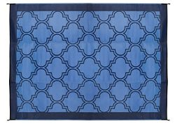 Camco Large Reversible Outdoor Patio Mat – Mold and Mildew Resistant, Easy to Clean, Perfe ...