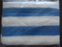 10X10′ White blue Shade Net Mesh Screen Garden Patio RV Nursery Canopy Sun Tarp by AJ