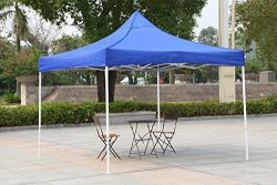 American Phoenix 10×10 10×15 10×20 [White Frame] Portable Event Canopy Tent, Cano ...