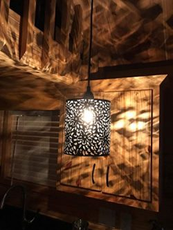Light Pendant drop light luminary lamp shade