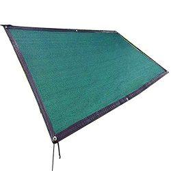 LIXIONG Pergola Cover Shading Netting Sunscreen Heat Insulation Polyethylene Durable Encryption  ...