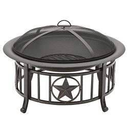 CobraCo FT-115 Americana Fire Pit