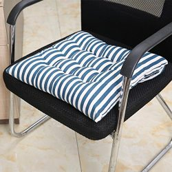Tiean Chair Cushion, Indoor/Outdoor Garden Patio Home Kitchen Office Sofa Chair Seat Soft Cushio ...
