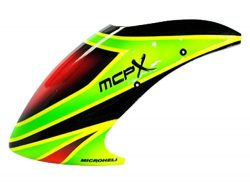 Microheli Airbrush Fiberglass Sea Killer Canopy – BLADE MCPX