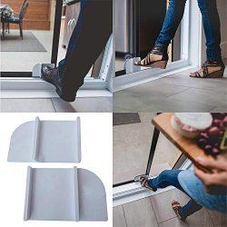 Hot Sale!DEESEE(TM)2PC Sliding door assisting handle The Hands-Free Patio Door Opening Accessory