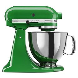 KitchenAid RRK150CG 5 Qt. Artisan Series – Canopy Green (Certified Refurbished)