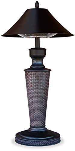 Endless Summer EWTR890SP Patio Heater, L x 19.7″ W x 38″ H, Brown