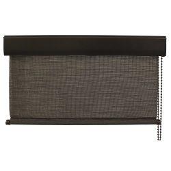 Keystone Fabrics Premium Outdoor Sun Shade, Loop Cord Control, 6-Feet by 8-Feet, Kona