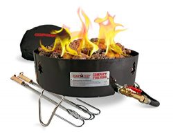 Camp Chef Propane Outdoor Portable Campfire