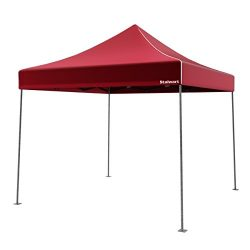 Canopy Tent Outdoor Party Shade, Instant Set Up and Easy Storage / Portable Carry Bag, Water Res ...