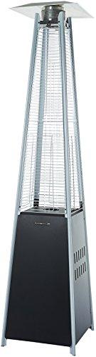 AmazonBasics Pyramid Patio Heater, Black