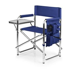 ONIVA – a Picnic Time brand Portable Folding Sports Chair, Navy