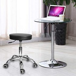 US Fast Shipment Tuscom Swivel Bar Stools Adjustable Hydraulic Salon Chair Office Chair,Beauty S ...