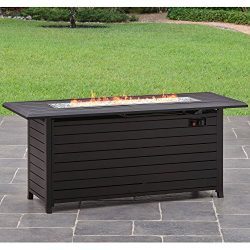 Better Homes and Gardens Carter Hills, Durable and Rust-resistant Design 57″ Rectangular G ...