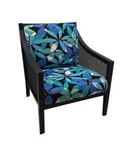 Blue Terrace Cushion Cover