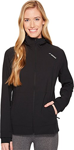 Brooks Women's Canopy Jacket Black Medium