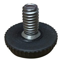 Project Patio 5/16″-18 Screw in Threaded Adjustable Feet Glide for Patio Furniture Chairs  ...