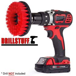 Outdoor – Cleaning Supplies – Backyard – Patio – Drill Brush – Mol ...