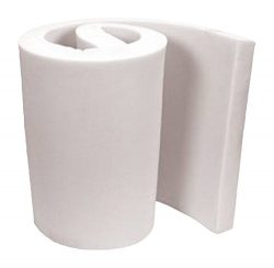 FoamTouch Upholstery Foam 2″ x 24″ x 72″ High Density Cushion