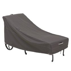 Classic Accessories Ravenna Patio Chaise Lounge Cover, Medium