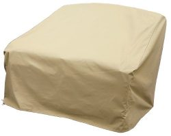 Modern Leisure 7466 Patio Love Seat Cover, Outdoor Patio Furniture Cover, Waterproof, 55 L x 33  ...