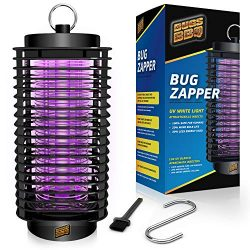Bug Zapper Indoor and Outdoor – Insects Killer – Fly Trap Outdoor Patio – Inse ...