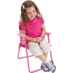 Disney Minnie Mouse Happy to Be Me Patio Chair