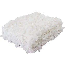 White Camo Netting Large Camouflage Netting For Kids Den Shade Netting Roll For Plants Garden Ca ...