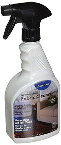 ForceField – Fabric Cleaner – Remove, Protect, and Deep Clean – 22oz