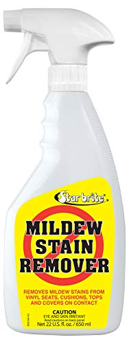 Star brite Mildew Stain Remover – 22 OZ SPRAYER
