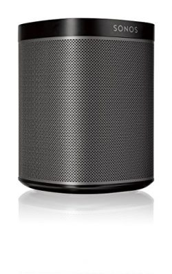 Sonos Play:1 – Compact Wireless Smart Speaker – Black