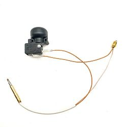 MENSI New Propane Gas Patio Heater Repair Replacement Parts Thermocoupler & Dump Switch Cont ...